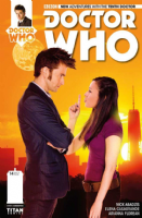 Doctor Who The Tenth Doctor Adventures #14 (Cover B)